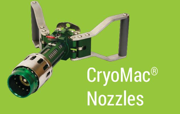 CryoMac Nozzles