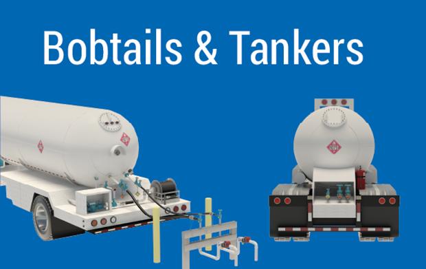 Bobtails & Tankers